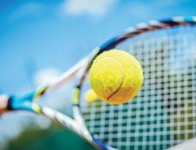 Primera lección de tenis: ¿qué debemos aprender / enseñar?
