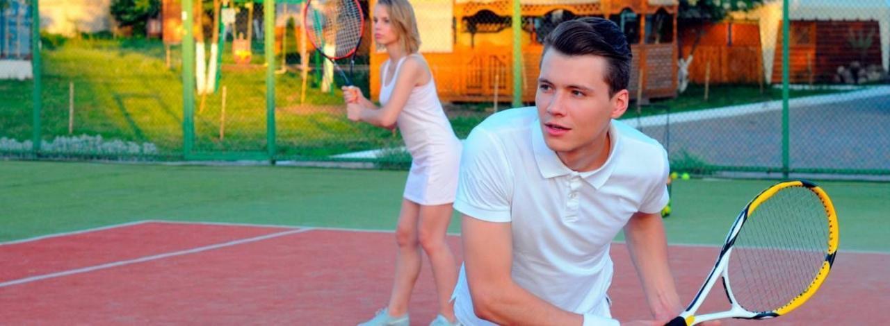 Индивидуальное занятие по теннису от Open Tennis — купить сертификат в Москве для себя или в подарок