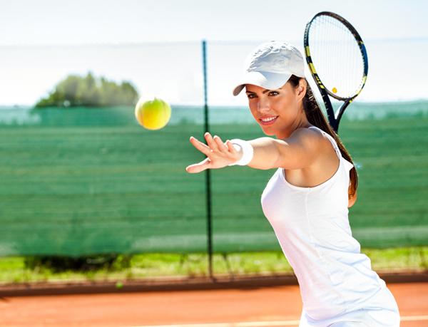 Большой теннис для взрослых - лучший современный вид спорта